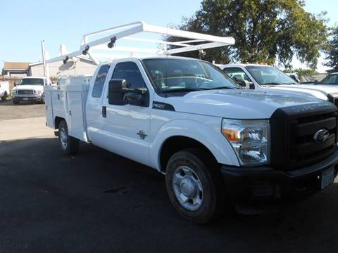 2011 Ford F-350 Super Duty for sale at Armstrong Truck Center in Oakdale CA
