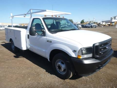 2002 Ford F-350 Super Duty for sale in Oakdale, CA