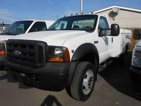 2006 Ford F-450 Super Duty for sale at Armstrong Truck Center in Oakdale CA