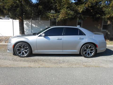 2018 Chrysler 300 for sale at Armstrong Truck Center in Oakdale CA