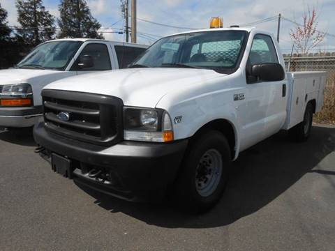2003 Ford F-350 Super Duty for sale at Armstrong Truck Center in Oakdale CA