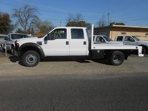 2008 Ford F-450 Super Duty XLT for sale at Armstrong Truck Center in Oakdale CA