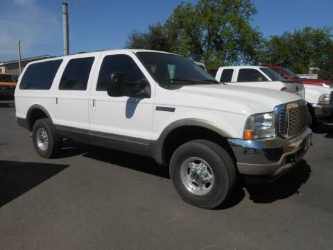 2000 Ford Excursion for sale at Armstrong Truck Center in Oakdale CA