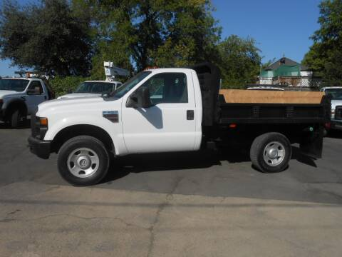 2008 Ford F-350 Super Duty for sale at Armstrong Truck Center in Oakdale CA