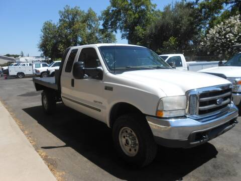 2000 Ford F-350 Super Duty for sale at Armstrong Truck Center in Oakdale CA