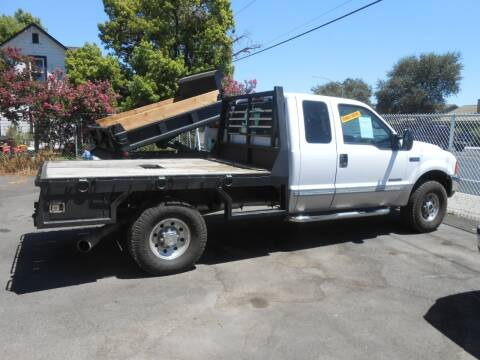 1999 Ford F-250 Super Duty for sale at Armstrong Truck Center in Oakdale CA