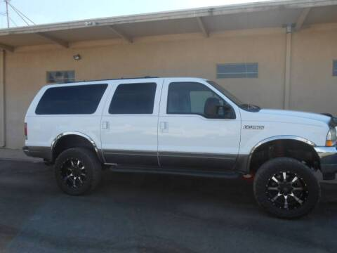 2002 Ford Excursion for sale at Armstrong Truck Center in Oakdale CA