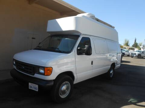 2006 Ford E-Series Cargo for sale at Armstrong Truck Center in Oakdale CA