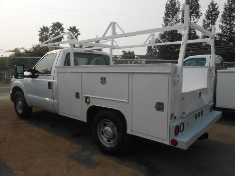 2016 Ford F-250 Super Duty for sale at Armstrong Truck Center in Oakdale CA