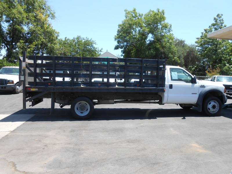 2007 Ford F-550 Super Duty for sale at Armstrong Truck Center in Oakdale CA