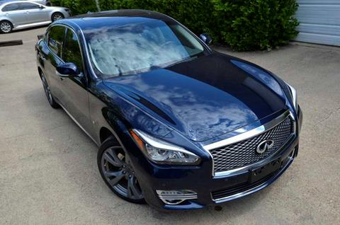 2015 Infiniti Q70L for sale in Irving, TX
