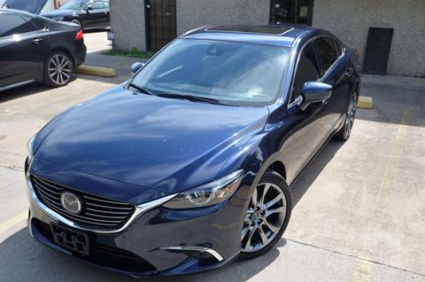 2017 Mazda MAZDA6 for sale in Irving, TX