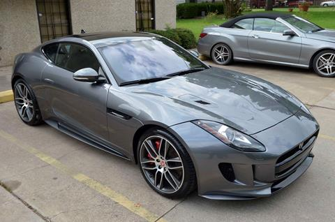 2017 Jaguar F-TYPE for sale in Irving, TX