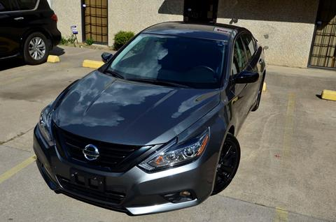 2018 Nissan Altima for sale in Irving, TX