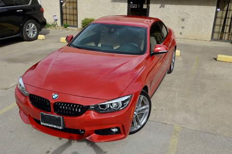 2018 BMW 4 Series for sale in Irving, TX