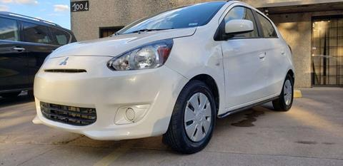 2015 Mitsubishi Mirage for sale in Irving, TX