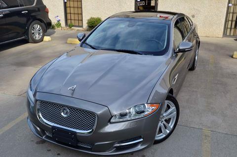 2011 Jaguar XJL for sale in Irving, TX