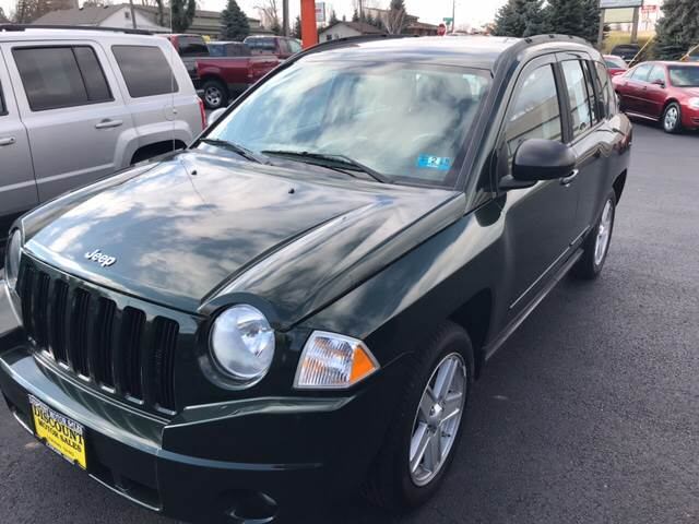 2010 Jeep Compass For Sale At Discount Motor Sales In Lorain OH