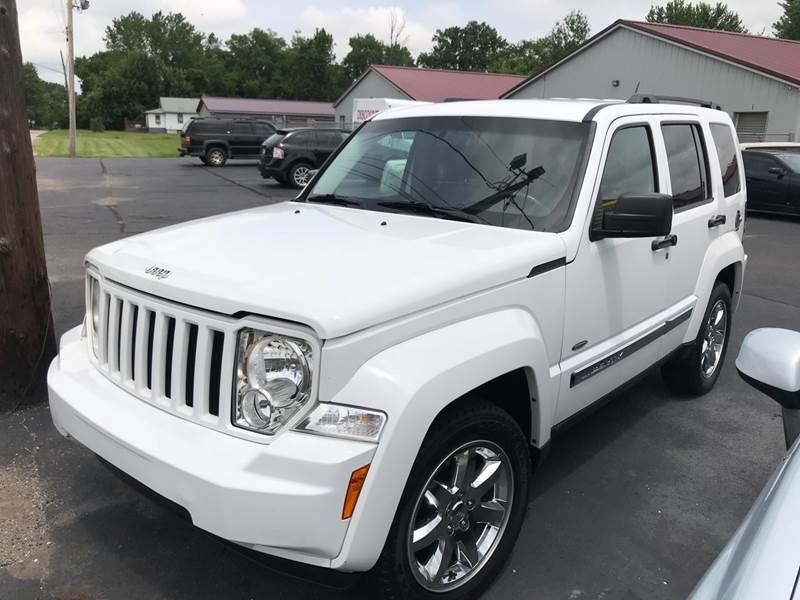 2012 Jeep Liberty For Sale At Discount Motor Sales In Lorain OH
