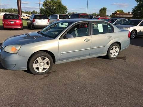 2007 Chevrolet Malibu for sale at C & I Auto Sales in Rochester MN