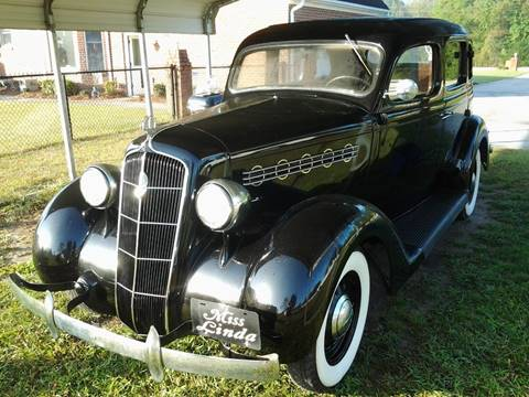 1935 Plymouth Deluxe for sale at IH Auto Sales in Jacksonville NC