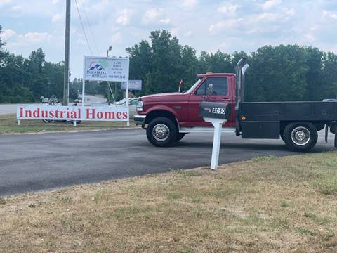 1992 Ford F-450 for sale in Jacksonville, NC