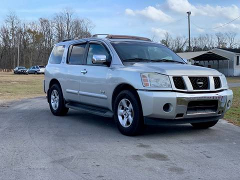 2007 Nissan Armada for sale at IH Auto Sales in Jacksonville NC