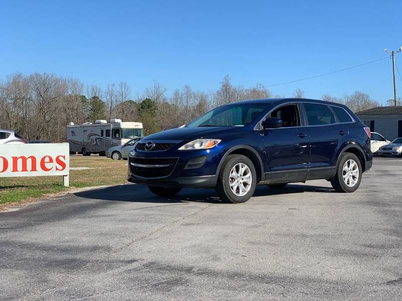 2012 Mazda CX-9 for sale at IH Auto Sales in Jacksonville NC