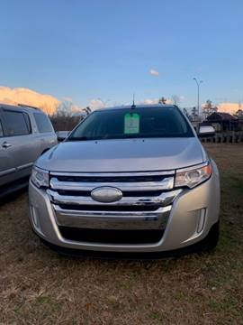 2012 Ford Edge for sale at IH Auto Sales in Jacksonville NC