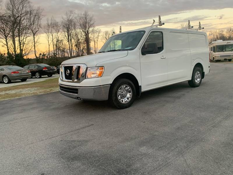 2016 Nissan NV Cargo for sale at IH Auto Sales in Jacksonville NC