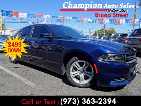 2016 Dodge Charger for sale in Newark, NJ