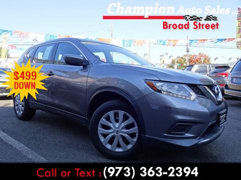 2016 Nissan Rogue for sale in Newark, NJ