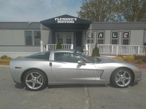 2005 Corvette For Sale >> Chevrolet Corvette For Sale In Garner Nc Carsforsale Com