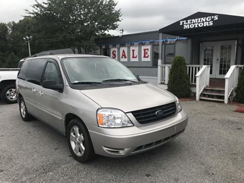 2006 Ford Freestar for sale in Garner, NC