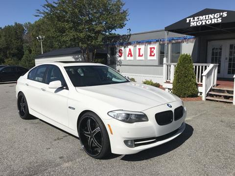 2011 BMW 5 Series for sale in Garner, NC
