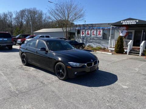 2014 BMW 3 Series 320i for sale at Fleming's Motors in Garner NC