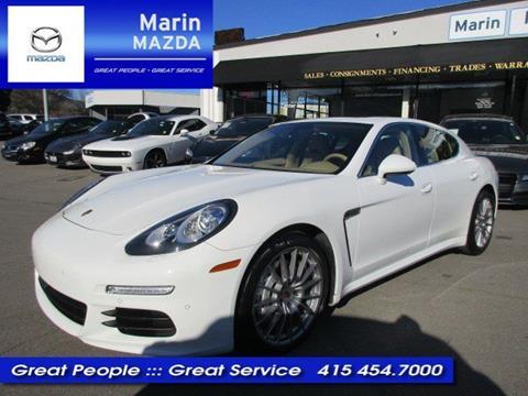 2014 Porsche Panamera for sale in San Rafael, CA