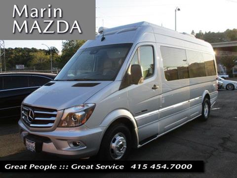 2016 Mercedes-Benz Sprinter Cab Chassis for sale in San Rafael, CA