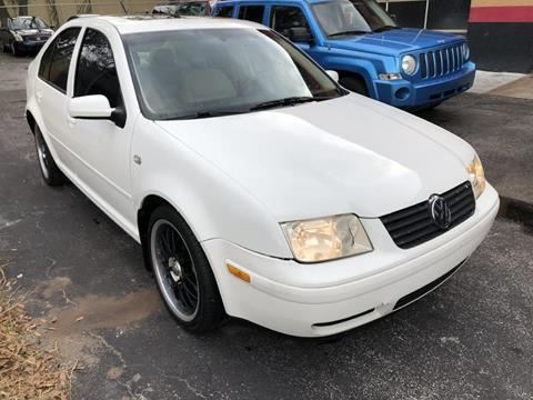 2001 Volkswagen Jetta for sale in Orlando, FL