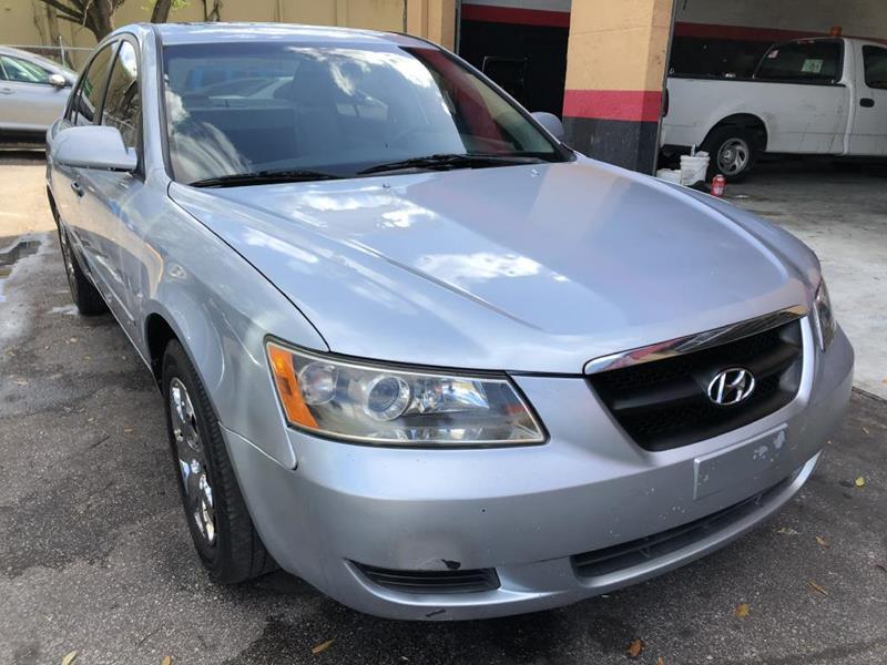 2007 Hyundai Sonata For Sale At Florida Auto Service U0026 Sales LLC In Orlando  FL