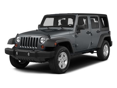2015 Jeep Wrangler Unlimited for sale in West Monroe, LA