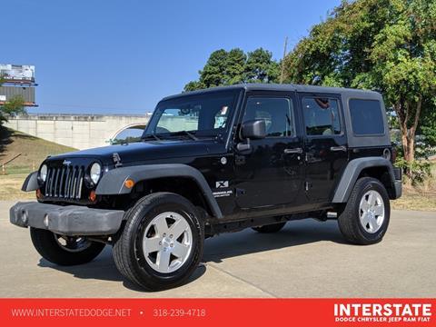 2009 Jeep Wrangler Unlimited for sale in West Monroe, LA