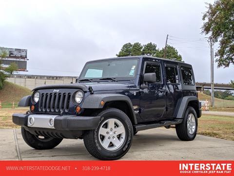 2013 Jeep Wrangler Unlimited for sale in West Monroe, LA