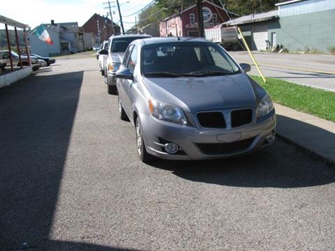 2009 Pontiac G3 for sale in Brownsville, PA