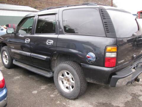 2005 GMC Yukon for sale at TRAIN STATION AUTO INC in Brownsville PA