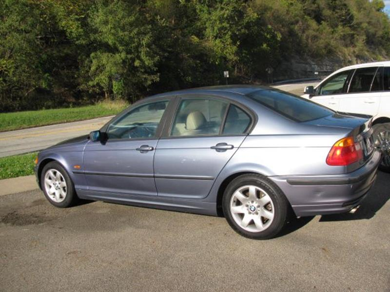 2001 BMW 3 Series for sale at TRAIN STATION AUTO INC in Brownsville PA