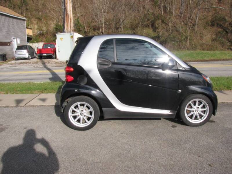2008 Smart fortwo for sale at TRAIN STATION AUTO INC in Brownsville PA