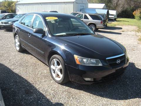 2007 Hyundai Sonata for sale in Germantown, WI