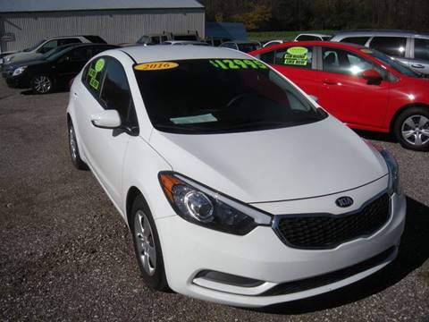 2016 Kia Forte for sale in Germantown, WI