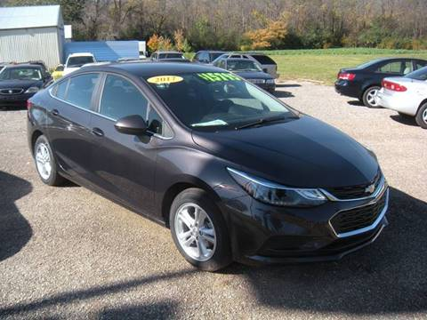 2017 Chevrolet Cruze for sale in Germantown, WI